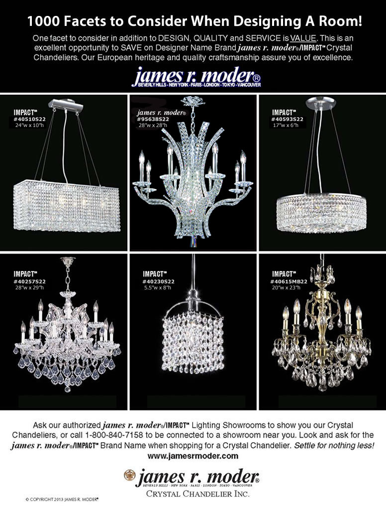 James R Moder Better Homes and Gardens Ad