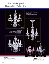 Collection Mini Crystal Chandelier
