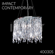 40030S : Crystal Chandelier