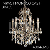 40046MB : Monaco Cast Brass Collection