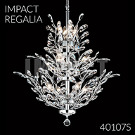 40107S : Crystal Chandelier