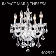 40254S : Crystal Chandelier