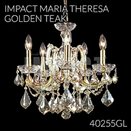 40255GL : Crystal Chandelier