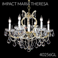40256GL : Crystal Chandelier