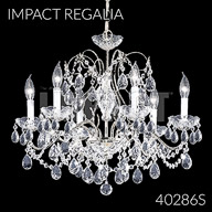 40286S : Crystal Chandelier