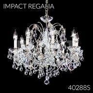 40288S : Crystal Chandelier