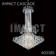 40318S : Crystal Chandelier