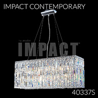 40337S : Crystal Chandelier