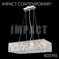40374S : Crystal Chandelier