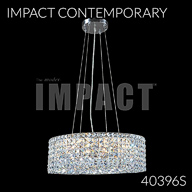 40396S : Crystal Chandelier