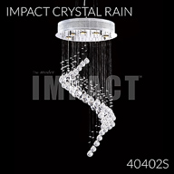 40402S : Crystal Chandelier