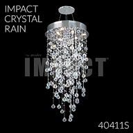 40411S : Crystal Chandelier