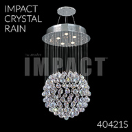 40421S : Crystal Chandelier