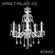 40465S : Crystal Chandelier