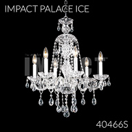 40466S : Crystal Chandelier