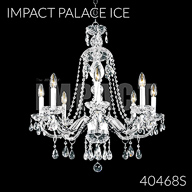 40468S : Crystal Chandelier