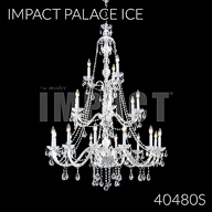 40480S : Crystal Chandelier