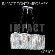 40510S : Crystal Chandelier