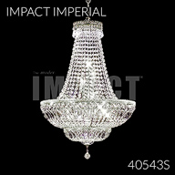 40543S : Crystal Chandelier