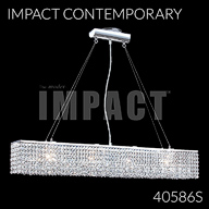 40586S : Crystal Chandelier