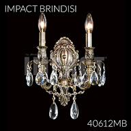 40612MB : Wall Sconce / Vanity