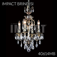 40614MB : Crystal Chandelier