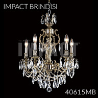 40615MB : Crystal Chandelier