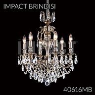 40616MB : Crystal Chandelier