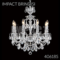 40618S : Crystal Chandelier