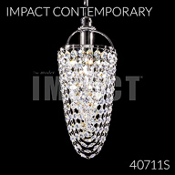 40711S : Crystal Chandelier