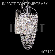 40714S : Crystal Chandelier