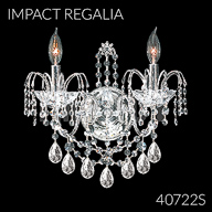 40722S : Wall Sconce / Vanity