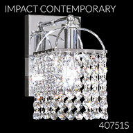 40751S : Wall Sconce / Vanity