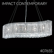 40765S : Crystal Chandelier