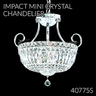 40775S : Crystal Chandelier