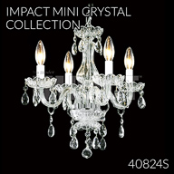 40824S : Crystal Chandelier