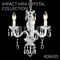 40843S : Crystal Chandelier