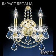 40902G : Crystal Chandelier