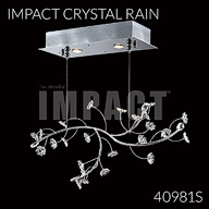 40981S : Crystal Chandelier