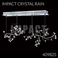 40982S : Crystal Chandelier