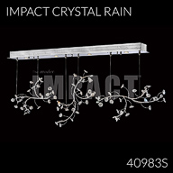 40983S : Crystal Chandelier
