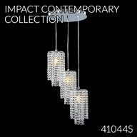 41044S : Crystal Chandelier