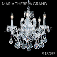 91805S : Crystal Chandelier