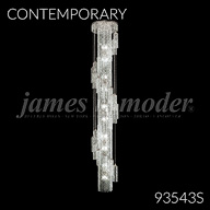 93543S : Large Entry Crystal Chandelier