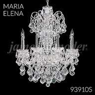93910S : Crystal Chandelier