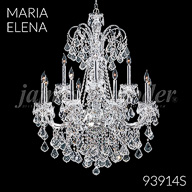 93914S : Crystal Chandelier