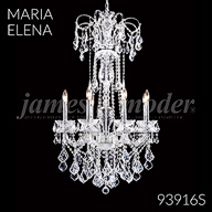 93916S : Maria Elena Collection