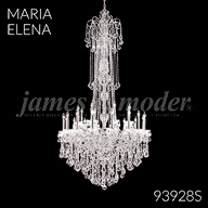 93928S : Crystal Chandelier