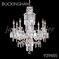 93948S : Crystal Chandelier