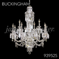 93952S : Crystal Chandelier